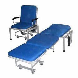 Attender Chair Cum Bed