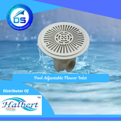 Pool Adjustable Flower Inlet