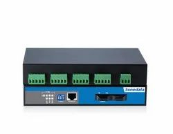 Ring Type Support Serial to Fiber Converter(IMF204-2F)