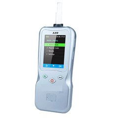 Alcohol Breath Analyzer with Printer- A 20