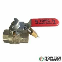 Lock type Ball Valve (Lockable)