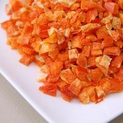 Freeze Dried Organic Red Bell Pepper