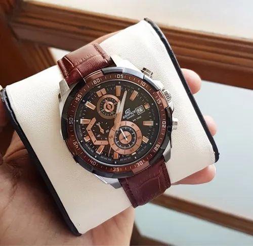 Men Casual Watches Casio Edifice Watches Rs 1799 Piece Unique