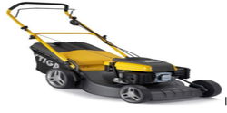 Yellow MTS-COMBI-48 Lawn Mower, 140w, For 2.2kw At 2900 Rpm