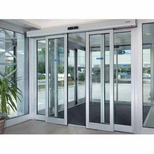 Aluminum Door Frame Section, Aluminum Door Sections - King Aluminium ...