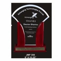 JMP 398 Award Trophy