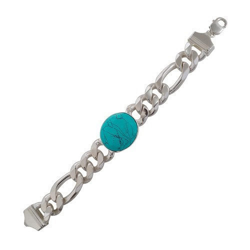 Men S Sterling Silver Bracelet