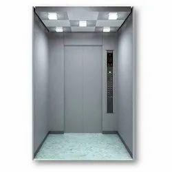 Stainless Steel Auto Door Electric Elevator