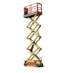 Scissor Lift Rental And Hiring Service
