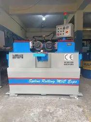 MS Spline Rolling Machine