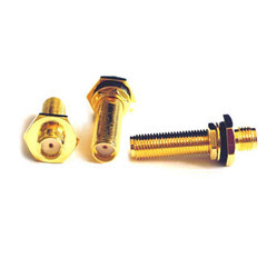 SMA Female To SMA Female BH Adaptor