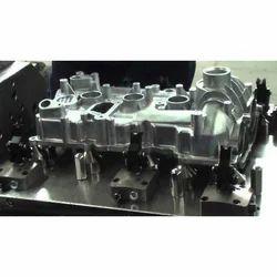 KUNAL TOOLS Hydraulic VMC Fixture