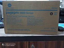 Genuine Konica Minolta Pagepro 4600 Series Black Toner Cartridge
