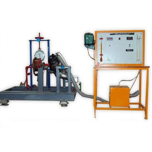 Single Cylinder Two Stroke Petrol Engine Test Rig At Rs