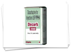 Decarb 200, 1 Powder For Injection In 1 Vial