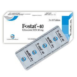 40 mg Uricostat Tablet