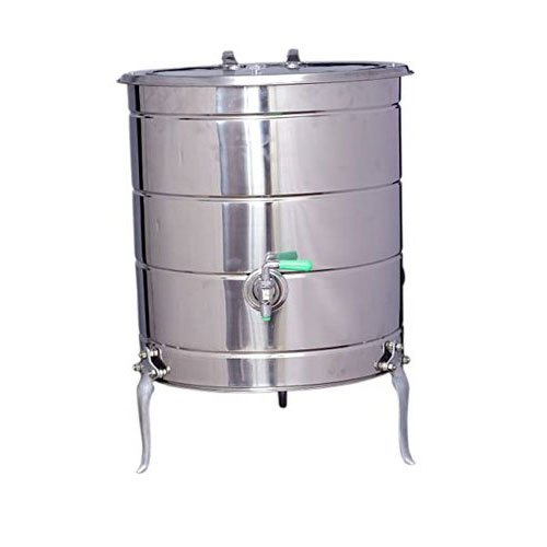 200 Liter Stainless Steel Water Storage Tank, Steel Grade: SS316, Rs 500  /kg | ID: 22162118455
