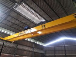 MS Double Girder EOT Crane