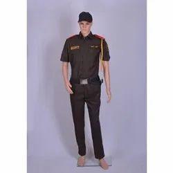 Trovin Mens Security Guard Uniform