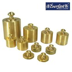 Brass Plated Weight