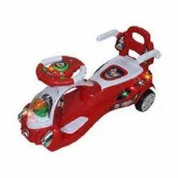 Red, White Kids Magic Car
