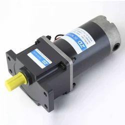 Compact AC Geared Motor