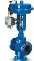 Pneumatic 3 Way Diverting Regulating  Control Valve
