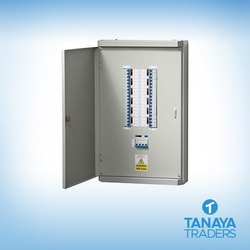 Three Phase Automatic Distribution Board, IP Rating: IP54
