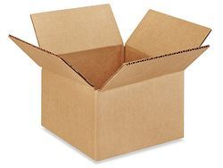 Kraft Paper Single Wall - 3 Ply 3 Ply Corrugated Box, Box Capacity: 6-10 Kg
