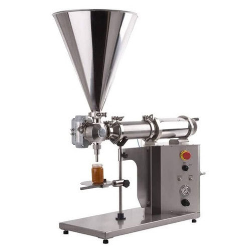 Sauce Filling Machine, Power Consumption: 60 KW, | ID: 18028031188