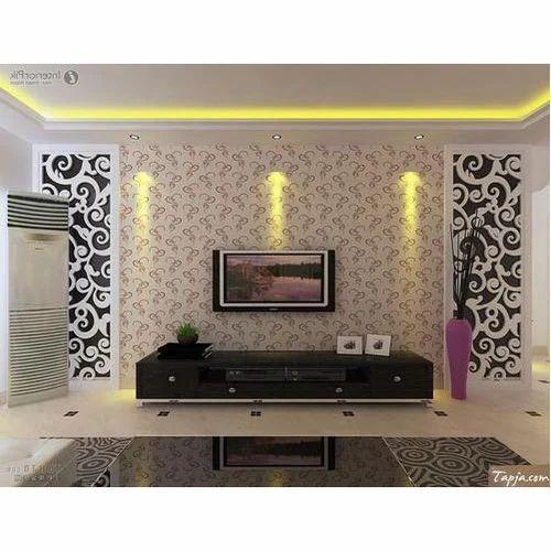 . Interior Fancy Wallpaper