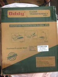 Oddy Ohp Sheets 100 Micron