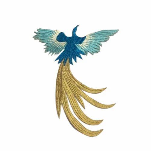 287d75a5c75ec Birds Design Patch - Bird Embroidered Patch Manufacturer from Surat