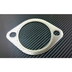 Flange 2 Bolt-Hole W/ Serated Gasket Surface
