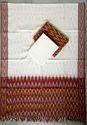 Cotton Ikkat Dress Material, Gsm: 100-150