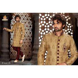 Designer Hand Work Embroidery Sherwani