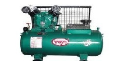 Air Compressor - Single Stage Double Cylinder