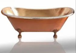 Clawfoot Design Copper Bathtub NJO-7504
