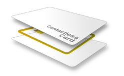 PVC Contact less 1k 13.56mhz S50 Contactless Rfid Smart Card