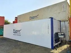 Refrigerated Container on Rental Service