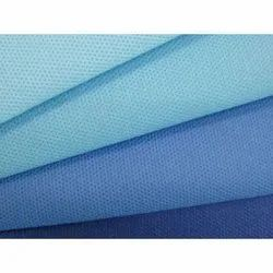 Polyester, Laminated Woven Blue Laminated Woven Fabric
