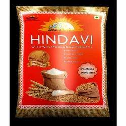 Hindavi Organic Wheat Flour, for Pizzas & Pastas