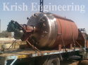 High Viscous Liquid Mixing Tank