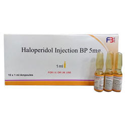 Haloperidol BP Injection 5 mg