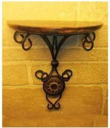 Y K Handicrafts Wrought Iron Brackets