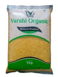 Varahi Yellow Split Moong Dal, High in Protein, Packaging Size: 1 Kg