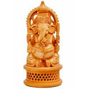 Sandalwood Shree Ganesha Statues