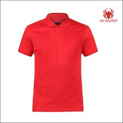 Corporate Logo Printed T-Shirt