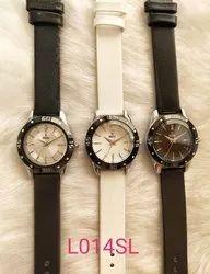 Newleaf Black, White L014SL Womens Wrist Watch
