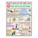 Electrical First Aid Chart On Flex